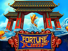Азартная игра Fortune Jump в мобильном казино