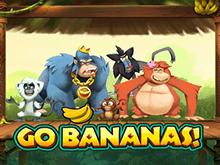 Автомат на деньги Вперед Бананы!