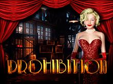 Игровой автомат Prohibition бесплатно