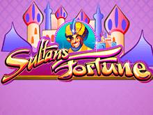 Sultan's Fortune классический слот с крупными выплатами