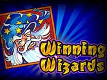 Играйте в игровой автомат Выигрывающие Волшебники через мобильное казино Вулкан